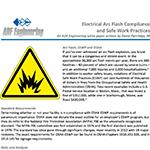OSHA Electrical Arc Flash Compliance