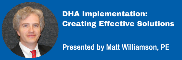 WEBINAR: DHA Implementation – Creating Effective Solutions
